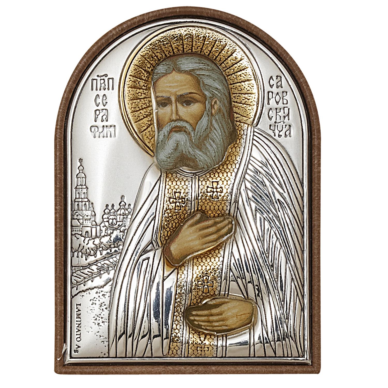 Икона Святого Серафима Саровского ...: kupisuvenir.com.ua/product/ikona-svjatogo-serafima-sarovskogo