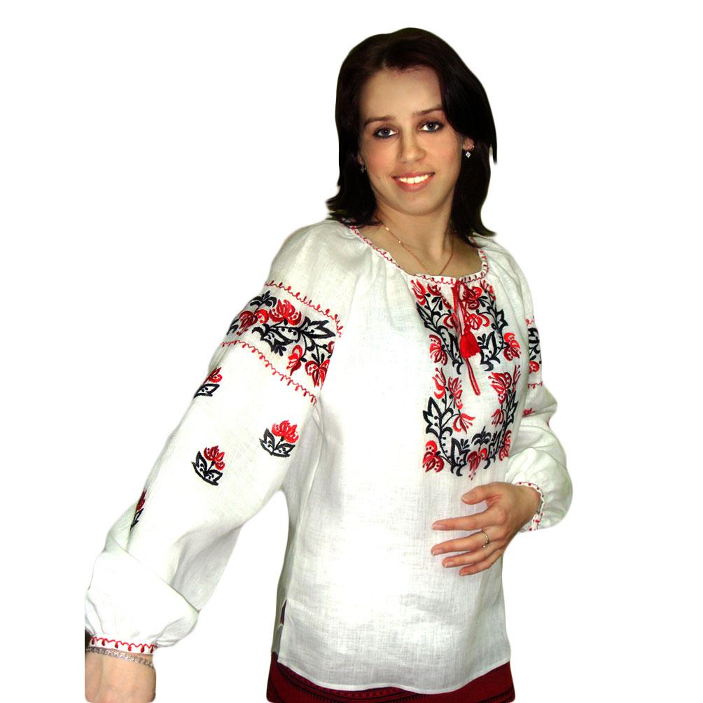Блузка Вышитая В Воронеже