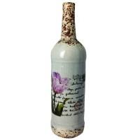 Бутыль декоративная «Тюльпан»
