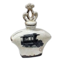 Бутылка декоративная «Туман над Темзой»