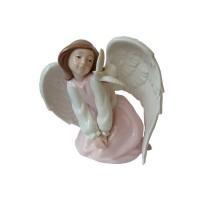 Фигурка «Ангел с птичкой»