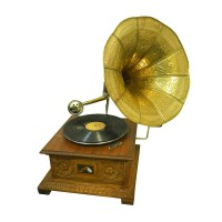 Граммофон декоративный «Ретро»