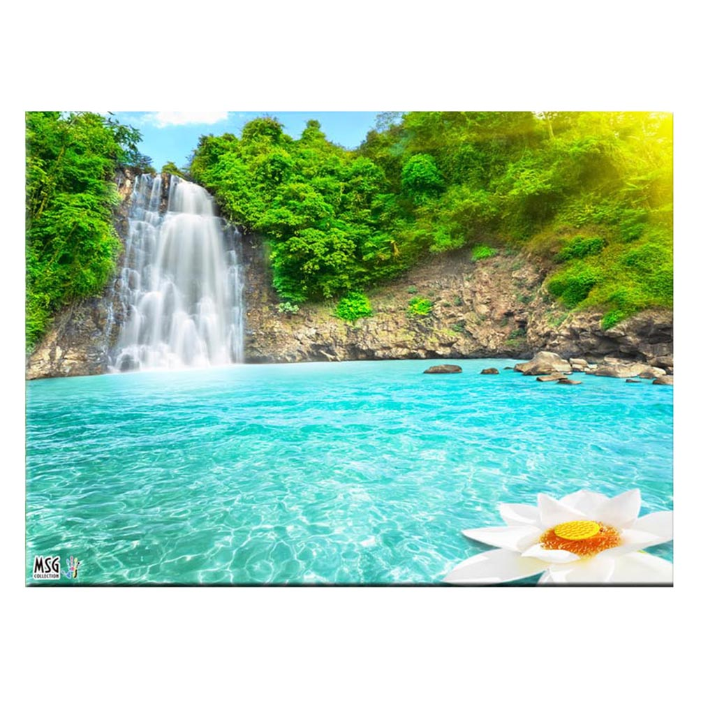 Картина на холсте «Водопад» - купить в ...: kupisuvenir.com.ua/product/kartina-na-holste-vodopad
