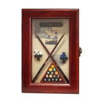 Ключница настенная «Billiards club»
