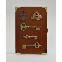 Ключница настенная «Легенда о трех ключах»