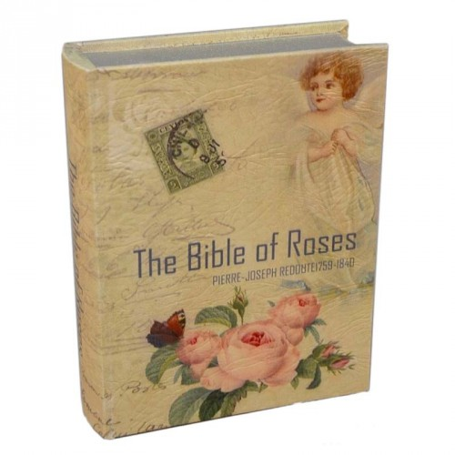 Ключница «The Bible of Roses»