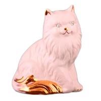 Декоративная фигурка «Белый кот»