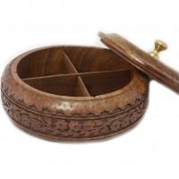 Деревянная круглая шкатулка своими руками 85