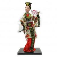 Кукла из фарфора «Китаянка»