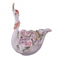 Декоративная фигурка «Лебедь»