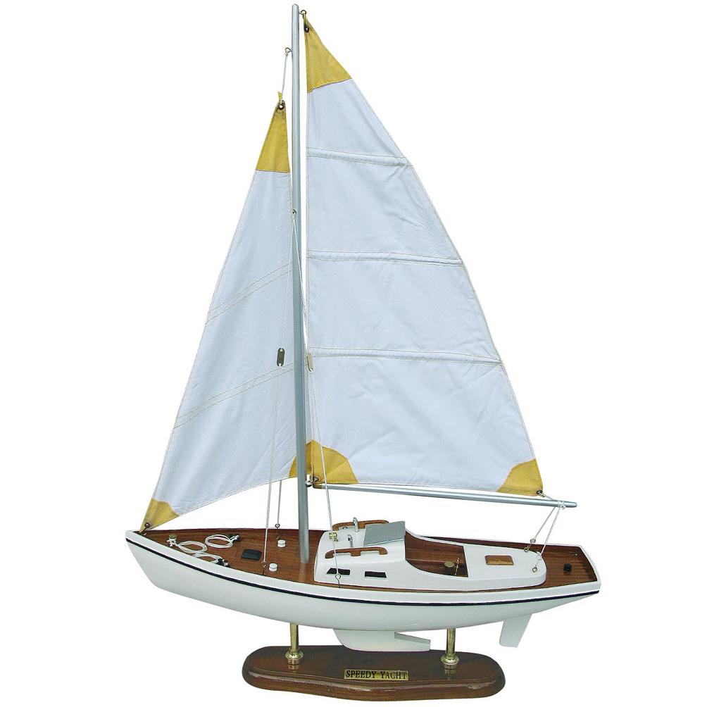 Модель яхты своими руками из дерева