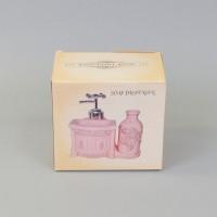Набор для ванной комнаты «Бирюзовое настроение»