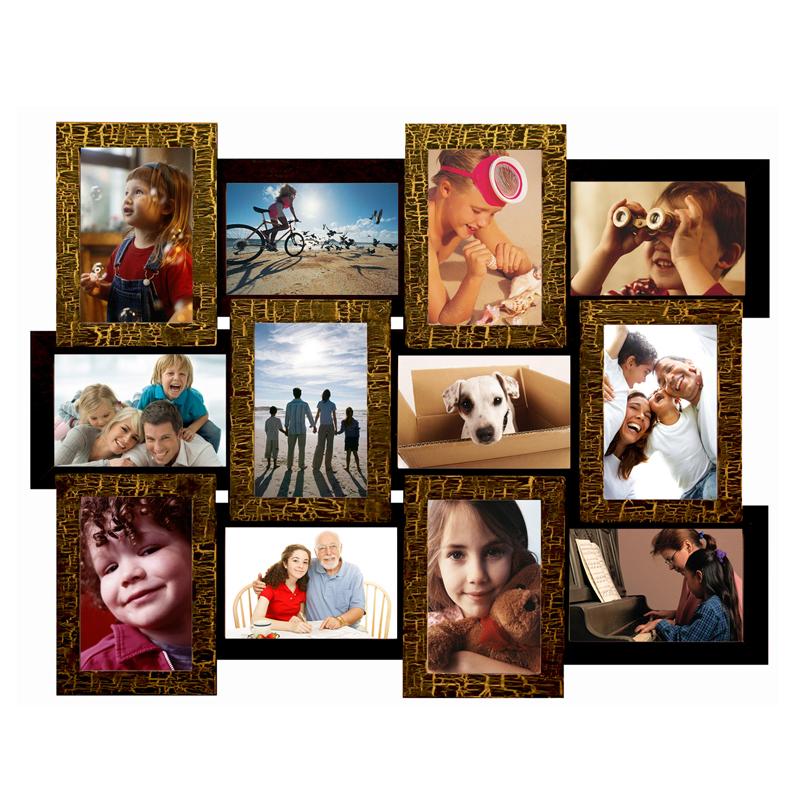 Несколько фотографий в одной рамке своими руками