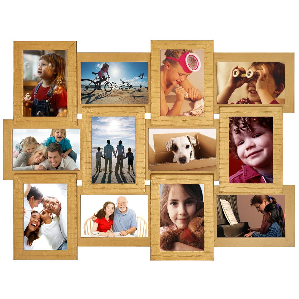 Рамка для коллажа из нескольких фотографий онлайн