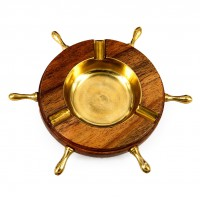 Пепельница декоративная «Капитан»