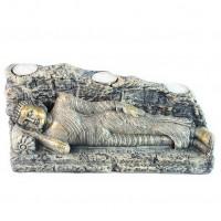 Подсвечник на три свечи «Будда Лежащий»