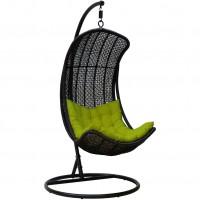 Кресло качалка из ротанга купить