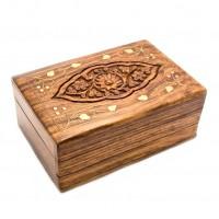 Шкатулка деревянная «Женские секреты»