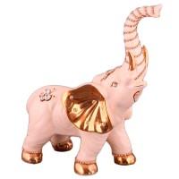 Декоративная фигурка «Слон с бабочкой»