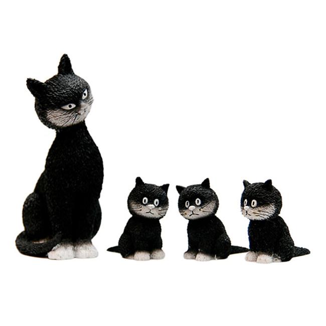 фото статуэтки кошек