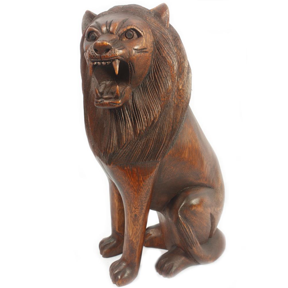 нефрита статуэтка льва