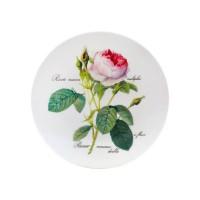 Блюдо фарфоровое «Аромат розы»
