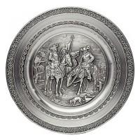 Тарелка «Три мушкетёра»