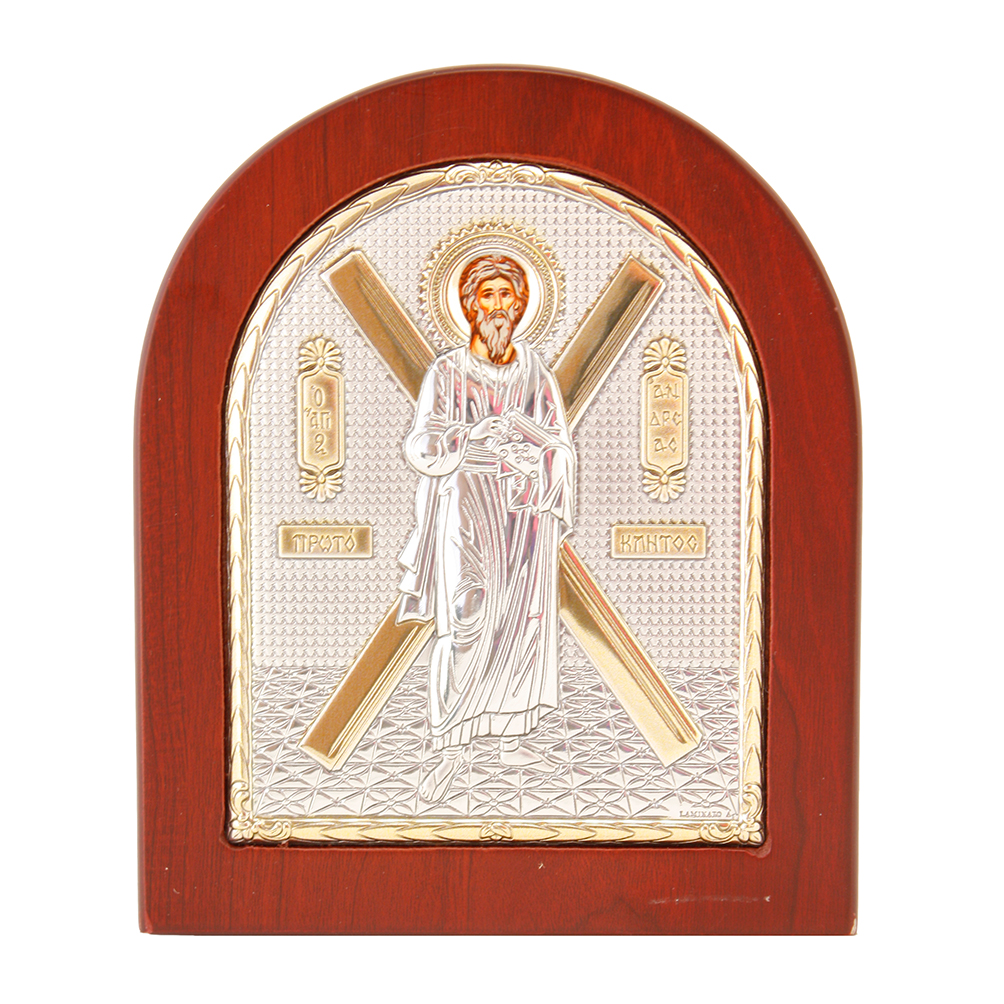 Икона Святого Андрея Первозванного ...: kupisuvenir.com.ua/product/ikona-svjatogo-andreja-pervozvannogo