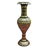 Большая ваза из бронзы «Сказочная птица»