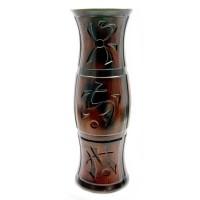 Ваза керамическая «Иероглифы»