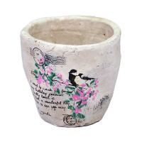 Вазон керамический «Рукотворный»