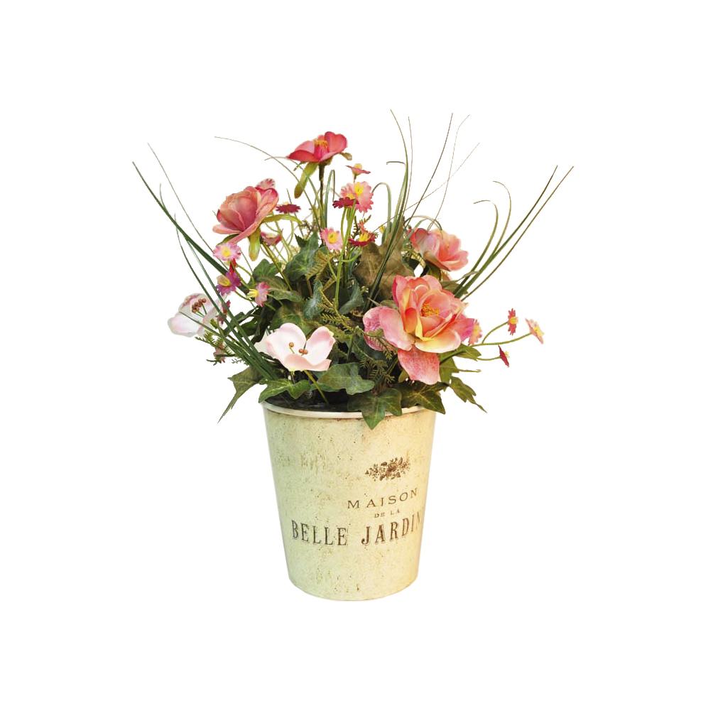 Глобус с цветами 34
