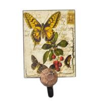Вешалка «Бабочки»