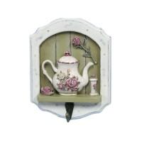 Вешалка для полотенец «Чайная роза»