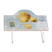 Вешалка «Морской гребешок»