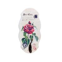 Вешалка «Одинокая роза»