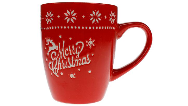 Чашка «Счастливого Рождества!»