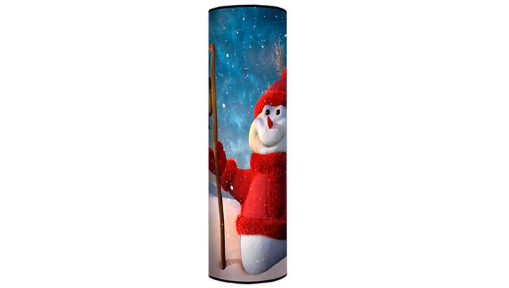 Светильник «Веселый снеговик»