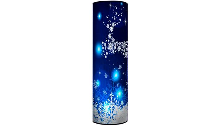 Светильник «Волшебный снег»