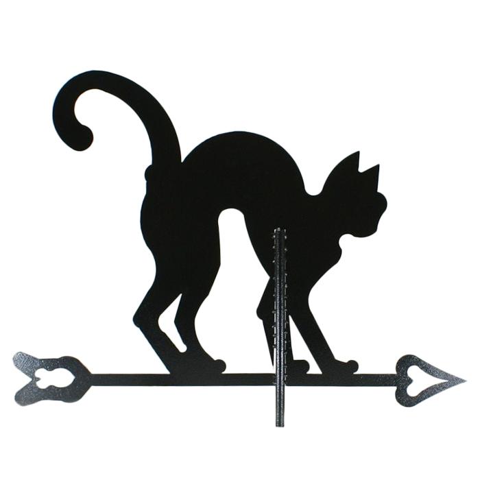 Флюгер картинки кошка