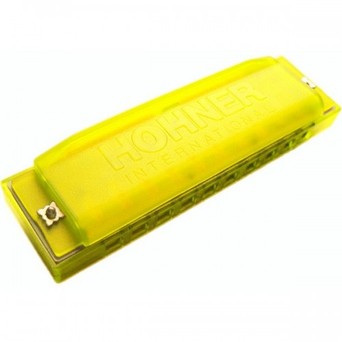 Губная гармоника HOHNER HAPPY YELLOW C «Магия музыки»