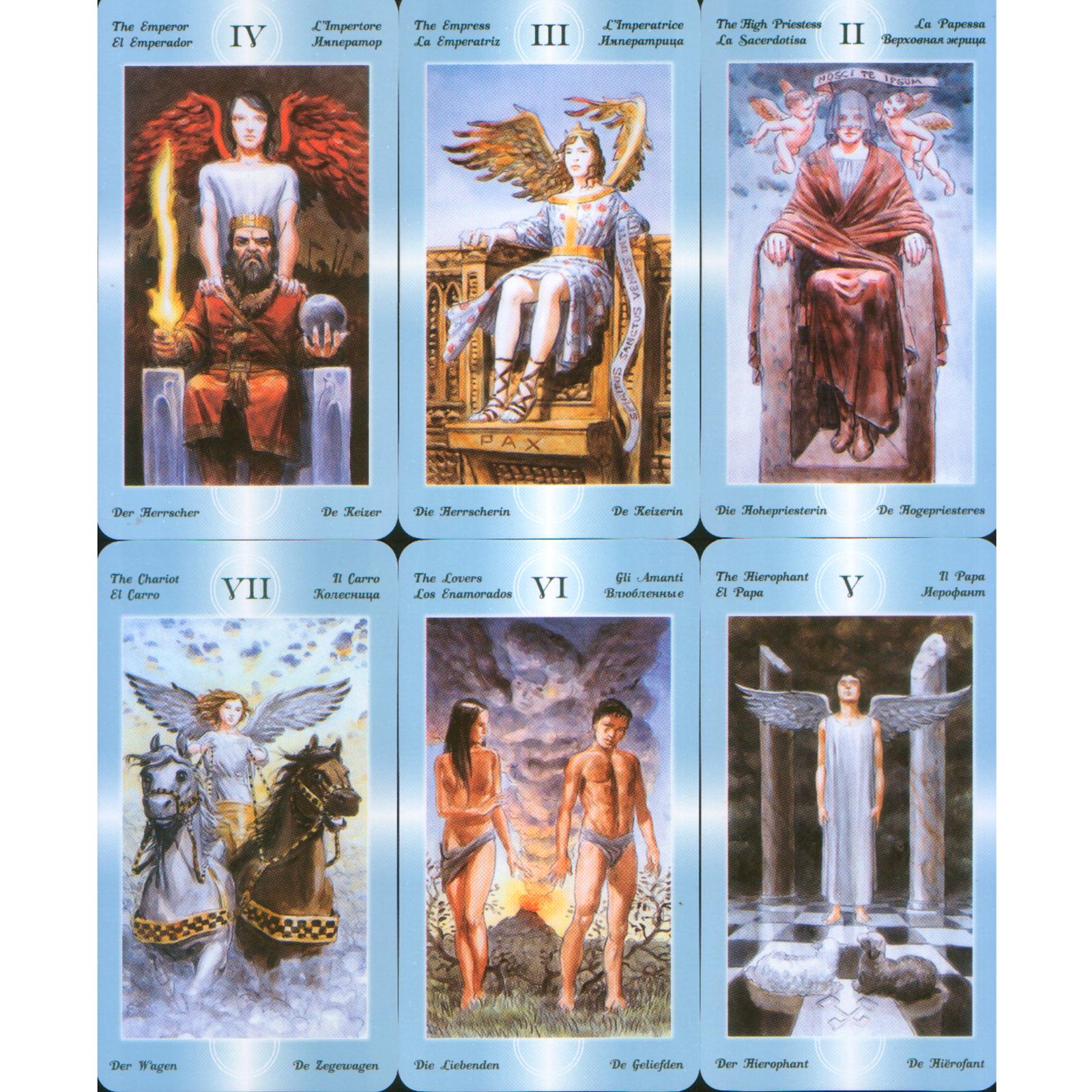 Карты таро от ангелов вадим безделев карты таро значение