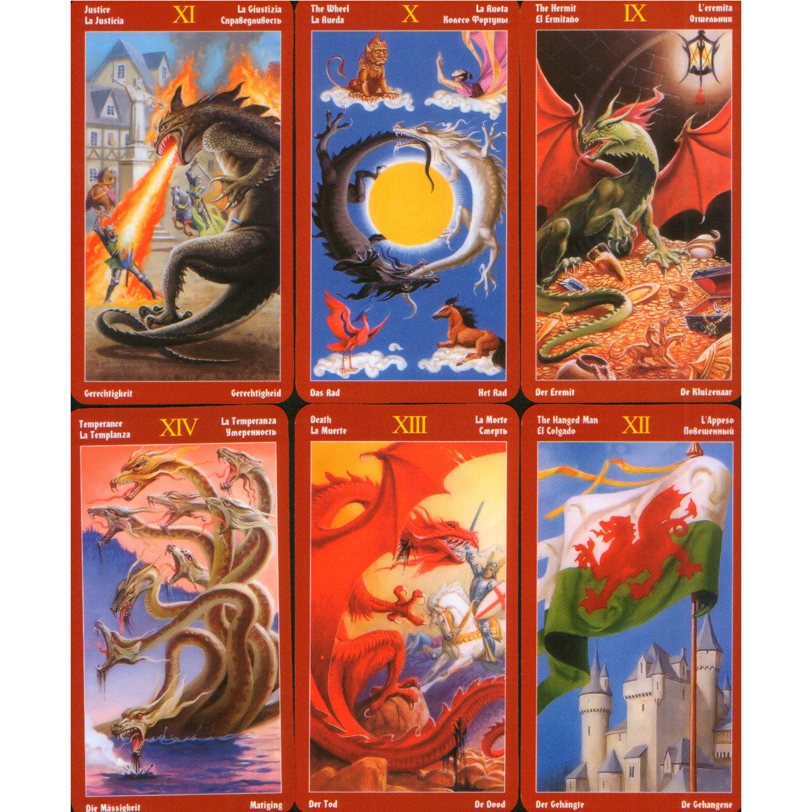 Таро драконов купить гадание на картах таро онлайн бесплатно гадание на сердце