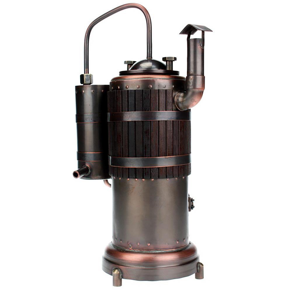 Самогонный сувенирный аппарат лучшая колонна для самогонного аппарата